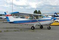 N5100R @ LHD - 1974 Cessna 172M, c/n: 17263338 at Lake Hood