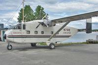 N731E @ LHD - 1968 Short Bros. & Harland SC7 SERIES 3, c/n: SH-1853 at Lake Hood