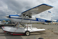 N2966A @ LHD - 1953 Cessna 180, c/n: 30166 at Lake Hood