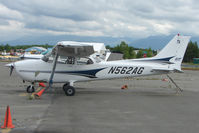 N562AG @ LHD - 2004 Cessna 172S, c/n: 172S9640 at Lake Hood