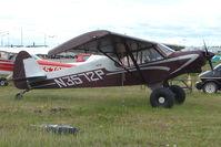 N3572P @ LHD - 1955 Piper PA-18, c/n: 18-4526 at Lake Hood