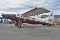 N3125N @ LHD - 1960 Dehavilland OTTER DHC-3, c/n: 394 at Lake Hood