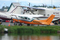 N222DD @ LHD - 1980 Cessna U206G, c/n: U20605600 at Lake Hood