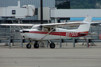 N6750E @ LHD - 1959 Cessna 175A, c/n: 56250 at Lake Hood
