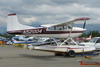 N52004 @ LHD - 1974 Cessna 180J, c/n: 18052437 at Lake Hood