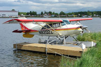 N9202Z @ LHD - 1990 Maule M-7-235, c/n: 4084C at Lake Hood