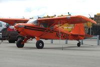 N9749D @ LHD - 1959 Piper PA-22-150, c/n: 22-6662 at Lake Hood