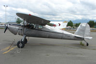 N72558 @ LHD - 1946 Cessna 140, c/n: 9728 at Lake Hood