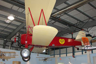 N5415 @ LHD - 1928 Stearman Aircraft C3-B, c/n: 121 at Alaska Aviation Heritage Museum at Lake Hood