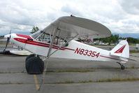 N83354 @ LHD - 1976 Piper PA-18-150, c/n: 18-7609094