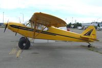 N1887A @ LHD - 1952 Piper PA-18-125, c/n: 18-1725 at Lake Hood