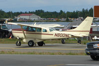 N800NL @ LHD - 1979 Cessna U206G, c/n: U20604860 at Lake Hood