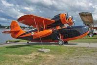 N789 @ LHD - 1943 Grumman G-21A, c/n: B-102 at the Alaskan Aviation Heritage Museum
