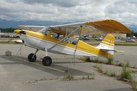 N5025Q @ LHD - 1978 Bellanca 7GCBC, c/n: 1056-78 at Lake Hood