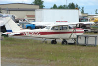 N79169 @ LHD - 1969 Cessna 172K, c/n: 17257932 at Lake Hood