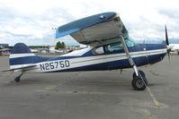N2575D @ LHD - 1952 Cessna 170B, c/n: 20727 at Lake Hood