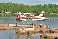 N98JH - Dehavilland-DHC-2, c/n: 953 at Willow Seaplane Base AK