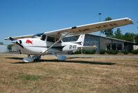 OE-KFB @ EDTF - Cessna 172S Skyhawk SP