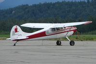 N4590C @ PAAQ - Cessna 170B, c/n: 25534 At Palmer