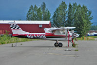 N8449M @ PAAQ - 1969 Cessna A150K, c/n: A15000149 at Palmer