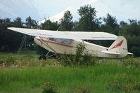 N5042H @ PAAQ - 1949 Piper PA-11, c/n: 11-925