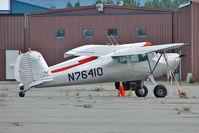 N76410 @ PAAQ - 1946 Cessna 140, c/n: 10836 at Palmer