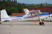 N9297T @ PAAQ - 1960 Cessna 180C, c/n: 50797 at Palmer