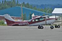 N8185Q @ PAAQ - 1975 Cessna U206F, c/n: U20603105 at Palmer