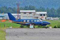 N4585U @ PAAQ - Piper PA-31-350, c/n: 31-8052198 at Palmer