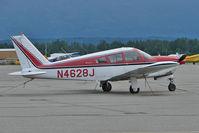 N4628J @ PAAQ - 1968 Piper PA-28R-180, c/n: 28R-30515 at Palmer