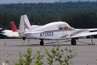N72553 @ PAAQ - 1957 Piper PA-23, c/n: 23-1031 at Palmer
