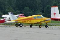 N6523T @ PAAQ - 1968 Beech 19A, c/n: MB-357 at Palmer