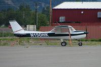 N150HK @ PAAQ - 1975 Cessna 150M, c/n: 15076953 at Palmer
