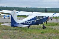 N7212M @ PAAQ - 1958 Cessna 175, c/n: 55512 at Palmer