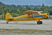 N4120Z @ PAAQ - 1964 Piper PA-18-150, c/n: 18-8164 at Palmer