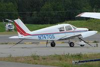 N7470S @ PAAQ - 1967 Piper PA-28-140, c/n: 28-23624 at Palmer