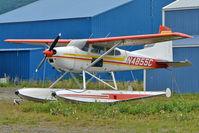 N4855C @ PABV - 1974 Cessna A185F, c/n: 18502623 at Birchwood