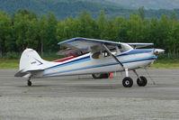 N1828C @ PABV - 1953 Cessna 170B, c/n: 25972 at Birchwood