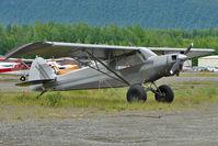 N9350D @ PABV - 1958 Piper PA-18A 150, c/n: 18-6607 at Birchwood