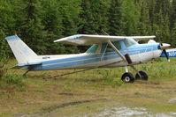 N162F @ L85 - 1978 Cessna 152, c/n: 15279773 at Mackey Lake landstrip
