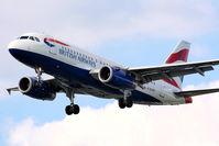 G-EUPR @ EGLL - British Airways - by Chris Hall