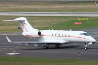 D-BCLA @ EDDL - Hapag Lloyd Executive, Bombardier BD-100-1A10 Challenger 300, CN: 20272 - by Air-Micha