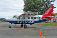 N472CP @ LHD - Gippsland GA-8, c/n: GA8-05-072 of Civil Air Patrol at Lake Hood