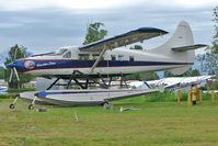 N150BA @ LHD - 1953 Dehavilland DHC-3, c/n: 15 at Lake Hood