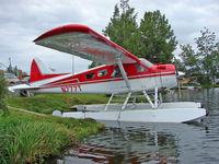 N777T @ LHD - 1954 Dehavilland DHC-2 MK.I, c/n: 859 at Lake Hood