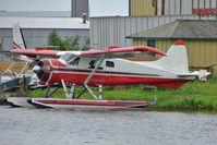 N5162G @ LHD - 1953 Dehavilland BEAVER DHC-2 MK.1, c/n: 658 at Lake Hood