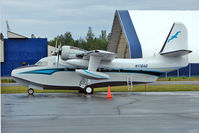 N116AG @ PANC - 1955 Grumman HU-16C, c/n: 17164 at Anchorage