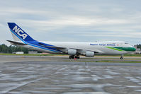 JA04KZ @ PANC - All Nippon Cargo Boeing Aircraft Co B747-481F(SCD), c/n: 34283 at Anchorage