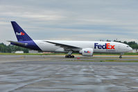 N880FD @ PANC - My first sighting of a FedEx Boeing 777F28,   -  c/n: 32967 - at Anchorage