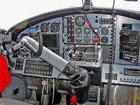 N252TA - Flightdeck of DHC-3 Otter 1958 Dehavilland DHC-3, c/n: 252